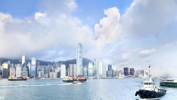 Hong Kong gains further access to China's services market