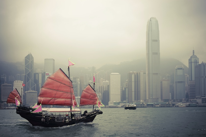 Hong Kong ranked second most competitive economy