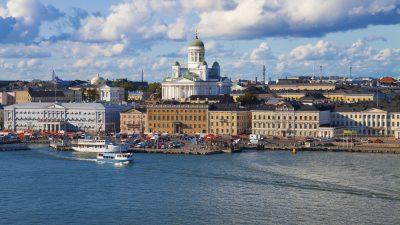 Jari Vepsäläinen Keynotes Danske Bank Lunch Seminar